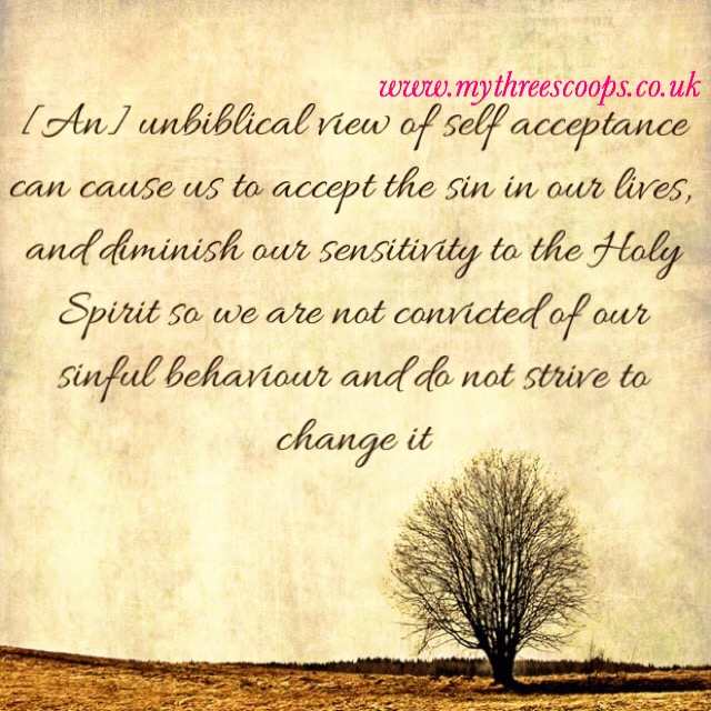 Lies From The Enemy: Self Acceptance
