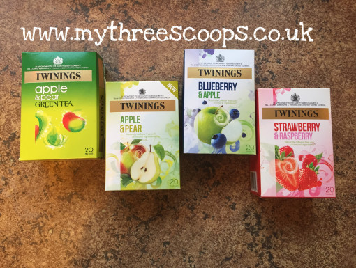 Some of my favourite herbal teas