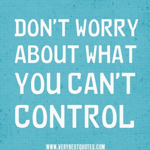 Worry Not!