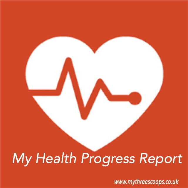 My Health Progress Report