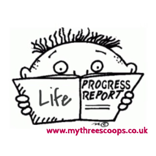"My ""Life"" Progress Report"