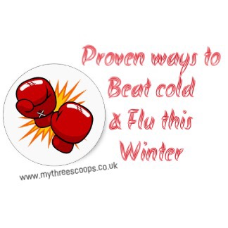 Proven ways to beat cold and flu this winter