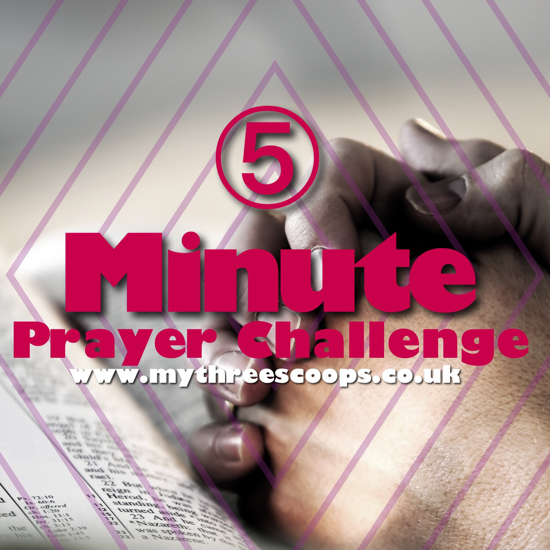 The 5 Minute Prayer Challenge