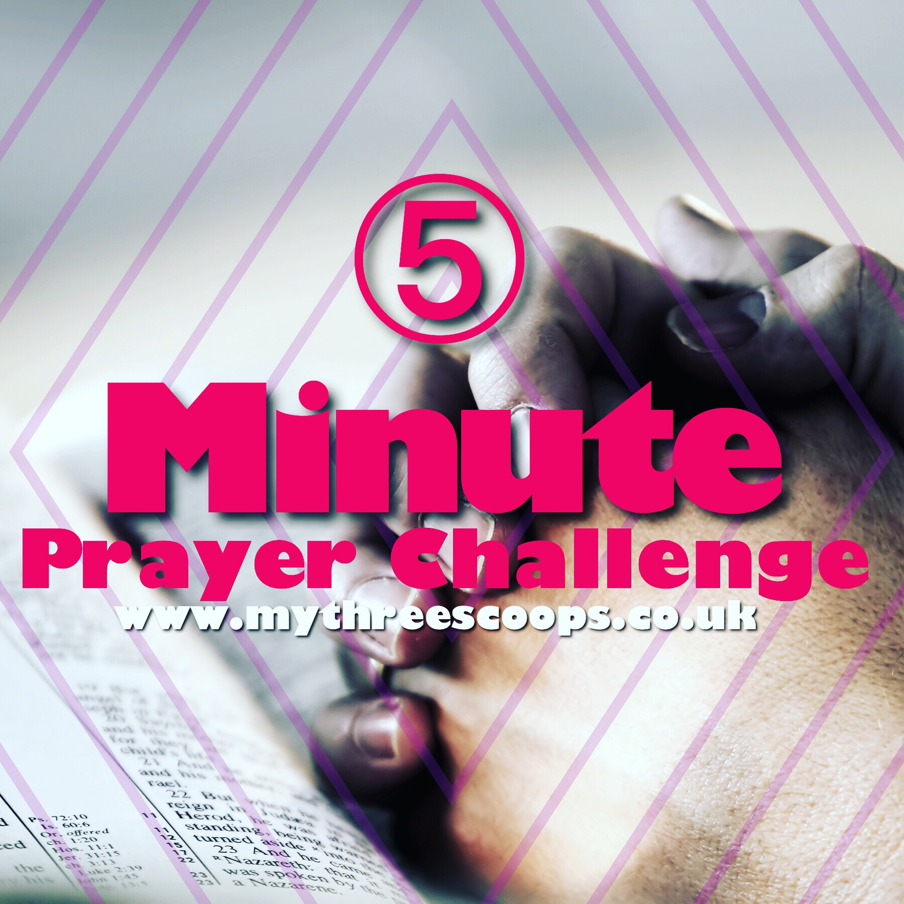 5 Reasons to Join the 5 Minute Prayer Challenge