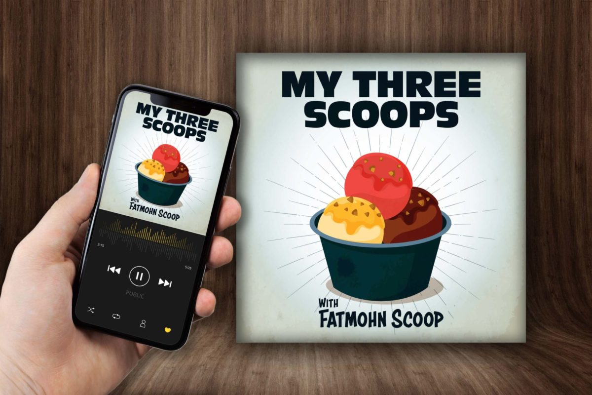 My Three Scoops